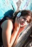 Audio urbano Fotografía de archivo libre de regalías
