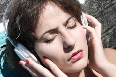 Audio urbano Foto de archivo libre de regalías