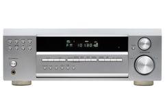 Audio video ricevente Fotografia Stock