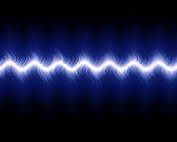 Audio wave Stock Photography