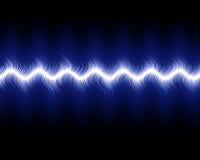 Audio wave Stock Photography