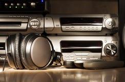 audio wyposażenie zdjęcia stock