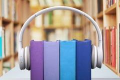 Audiobücher Lizenzfreie Stockbilder