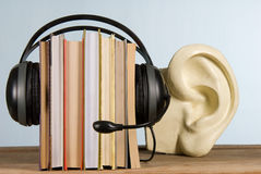 Audiobook Royalty Free Stock Photo