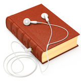 Audiobook_2 Fotos de Stock Royalty Free