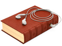 Audiobook_3 Stock Images