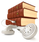 Audiobook_4 Stock Photo
