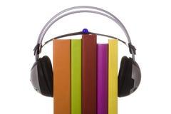 audiobook Royaltyfria Foton