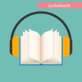 Audiobook,  icon. Royalty Free Stock Photo