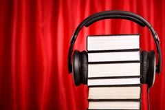 Audiobooks Stock Photography