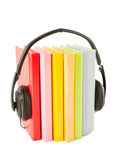 Audiobooks concept Royalty Free Stock Image