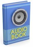 Audiobooks pojęcie -3D Zdjęcia Stock