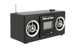 Audiobox und MP3-player Stockfotografie
