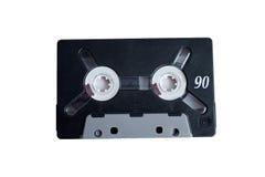 Audiocasette fotografía de archivo libre de regalías