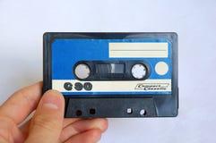 Audiocasette Imagen de archivo libre de regalías