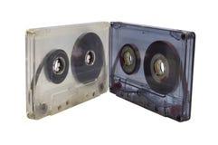 Audiocassettes Royalty-vrije Stock Afbeeldingen