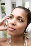 Audiofreude Lizenzfreies Stockbild