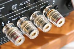Audiogeräte Lizenzfreie Stockfotos