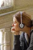 The Audioguide stock images