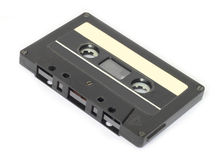 Audiokassette Stockfoto