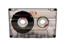 Audiokassette Stockfotos