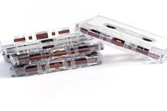 Audiokassetten Lizenzfreies Stockbild