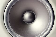 Audiolautsprecher Lizenzfreie Stockbilder