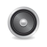 Audiolautsprecher Stock Abbildung