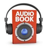 Audiolibro Fotografia Stock