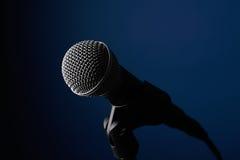 Audiomicrofoon Royalty-vrije Stock Fotografie
