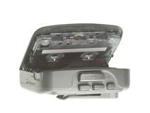 Audioplayer. Royalty Free Stock Photo