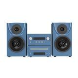 Audiorack Stock Afbeeldingen