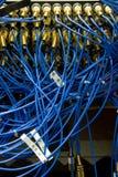 Audioseilzüge und Bolzen lizenzfreies stockbild