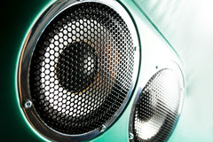 Audiospreker Royalty-vrije Stock Foto