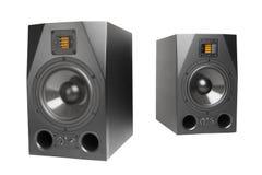 Audiosprekers Royalty-vrije Stock Foto