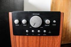 Audiosysteem Royalty-vrije Stock Foto's