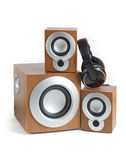 Audiosystem Stock Photography