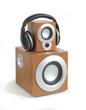 Audiosystem Stock Photo