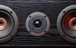 Audiosystem. imágenes de archivo libres de regalías