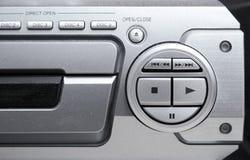 Audiosystemsteuerungvorstand Stockfotografie