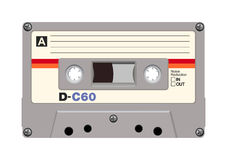 Audiotape Royalty Free Stock Image