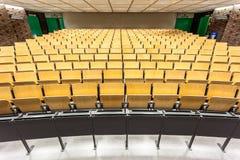 auditório Fotografia de Stock