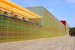Auditório de Cartagena, spain Fotografia de Stock