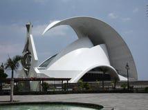Auditório de Tenerife Fotografia de Stock Royalty Free