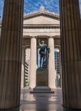 Auditório do memorial de guerra de Nashville Fotos de Stock