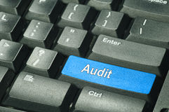 Audit - Business Concept Royalty Free Stock Image