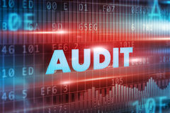 Audit concept Stock Photography