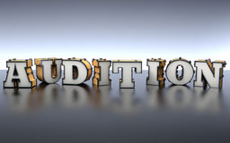 Audition - Talented Musician Wanted