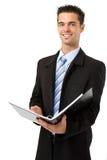 Auditor businessman Stock Photo