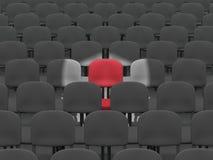 Auditorio stock de ilustración